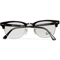 Designer glasses on MR PORTER