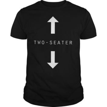 Two seater shirt Guys Tee