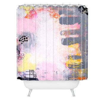 Natalie Baca CastAway Shower Curtain