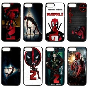 Deadpool Dead pool Taco Marvel  2 For Sony Xperia X XA XZ XZs Z2 Z3 Z4 Z5 compact Premium C3 C4 C5 T2 T3 M2 M4 M5 phone case AT_70_6