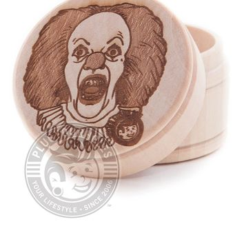 Pennywise Engraved Plug Box - Limited Edition