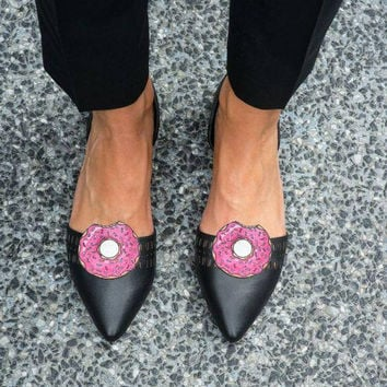 Donut - shoe clips