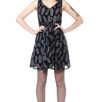 SOURPUSS 6 FEET UNDER DRESS - Sourpuss Clothing