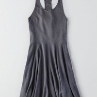 AEO Women's Don't Ask Why Skater Dress