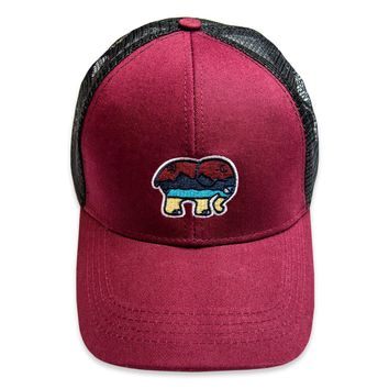 Fig Trucker Hat