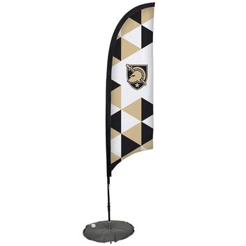 Army Black Knights NCAA 7 foot Razor Sail Sign