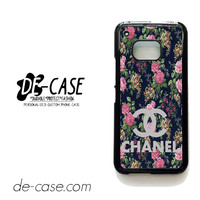 Floral Chanel 1 For HTC One M9 Case Phone Case Gift Present YO