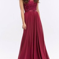 Floor length Bridesmaid Dress BB 171-799