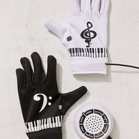 Electronic Piano Gloves | Urban Outfitters
