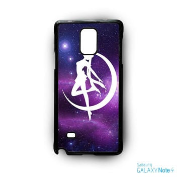 Sailor Moon Galaxy Stars for Samsung Galaxy Note 2/Note 3/Note 4/Note 5/Note Edge phone case