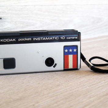 SALE ITEM  Kodak Pocket Instamatic 10 Camera Outfit  by LetterKay
