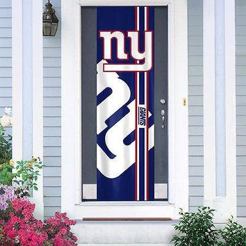"New York Giants 84"" Indoor/Outdoor Door Banner"