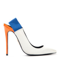 LUST FOR LIFE KOLOR PUMP - WHITE