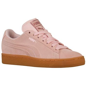 PUMA Suede Classic - Girls' Grade School at Kids Foot Locker