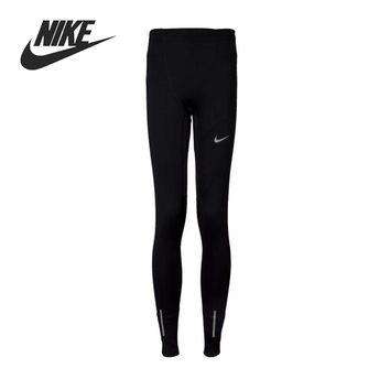 Original New Arrival NIKE TECH TIGHT Men's Running Tights Sportswear