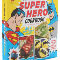 The Official DC Superhero Cookbook