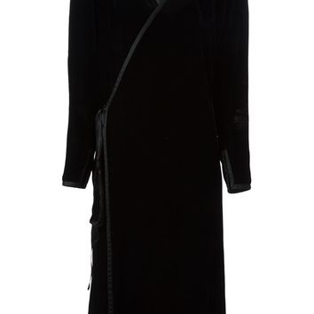 Yves Saint Laurent Vintage wrap style dress