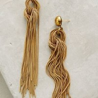 Goldbarr Rabo Fringe Earrings