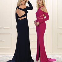 Prom Long Sexy Dress Formal