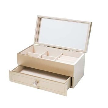 Hives and Honey Aida Champange | Overstock.com Shopping - The Best Deals on Jewelry Boxes