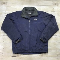 The North Face Navy Blue Jacket Mens Size Small