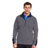 Under Armour Men's ColdGear Infrared Thermo Golf  Zip