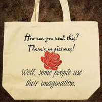 Beauty and the Beast - Tote