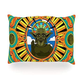 "Roberlan ""Darth Yoda"" Star Wars Oblong Pillow"