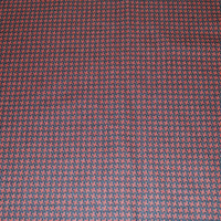 Vintage Reddish Brown and Black Houndstooth Knit Fabric, Sewing Project, Vintage Outfits, Skirts, Jackets, Pants, Home Decor