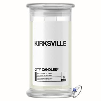 Kirksville   City Jewelry Candle®