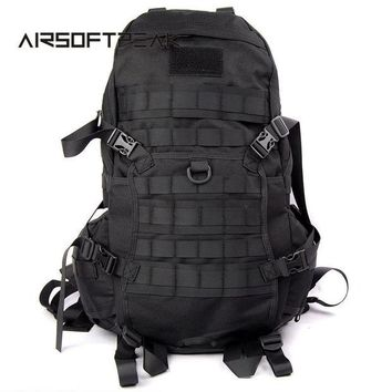 VONE05L 1000D Tactical Backpack Molle Military Hunting Hiking Camping Combat Assault Rucksack EDC Pack Outdoor Sports Bags
