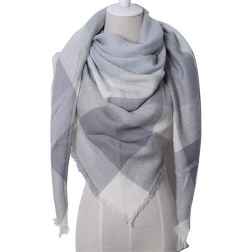 Scarf Shawl - Acrylic, Great for Fall & Winter-BUYFYE Members ONLY