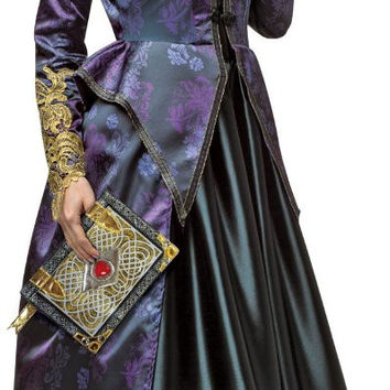 once upon a time evil queen adult costume | (medium)