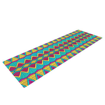 "Pom Graphic Design ""Tribal Soul II"" Yoga Mat"