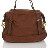 Double Strap Handheld Bag - Bags & Purses - Accessories