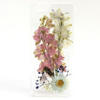 Jamie iPhone 6 Dried Flower Phone Case