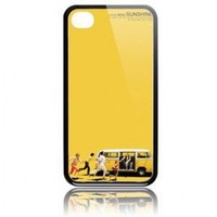 Little Miss Sunshine IPhone4/4S Creative Art Case
