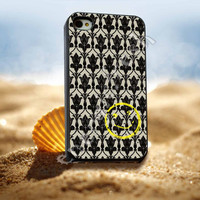 Sherlock holmers, smile, damask - for iPhone 4/4s, iPhone 5/5S/5C, Samsung S3 i9300, Samsung S4 i9500 *ENERGICFRESH*