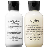 philosophy Purity Made Simple® & The Microdelivery Exfoliating Wash™ Duo