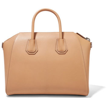 Givenchy - Antigona medium textured-leather tote