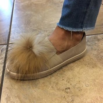 Warm and Fuzzy Sneakers