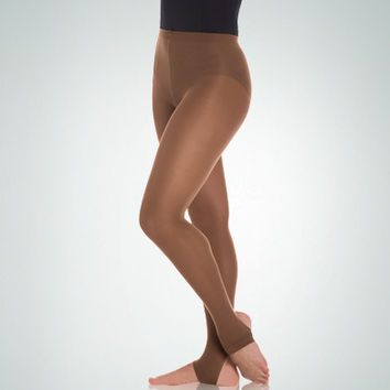 Body Wrappers Total Stretch Stirrup TIghts