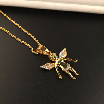 Jewelry Stylish New Arrival Shiny Gift Hot Sale Fashion Accessory Club Necklace [6542762563]