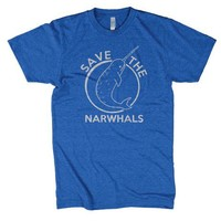 Narwhal T-Shirt | save the narwhals shirt