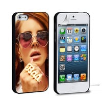 Lana Del Rey Love Sunglasses iPhone 4 5 6 Samsung Galaxy S3 4 5 iPod Touch 4 5 HTC One M7 8 Case