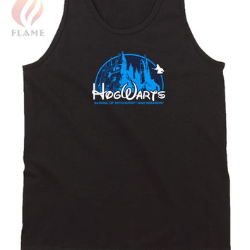 Hogwarts School Tank Top