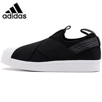 Original New Arrival 2017 Adidas SUPERSTAR SlipOn Women's Skateboarding Shoes Sneakers