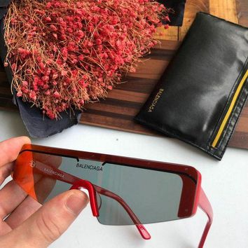 DCCK BALENCIAGA Women Men fashion Sunglasses