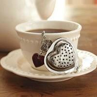 Heart Tea Infuser | Shop food | Kaboodle