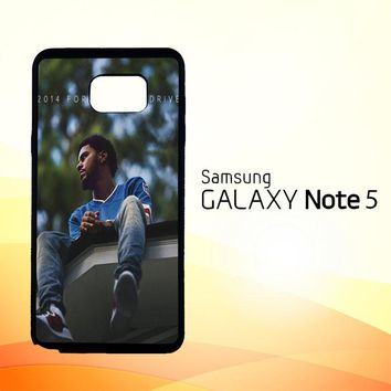 J Cole 2014 Forest Hills Drive  X4742  Samsung Galaxy Note 5 Case